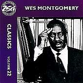 Classics, Vol. 22: Wes Montgomery by Wes Montgomery (CD, A&M (USA))