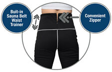 "New BioSweats Sauna Suit ""Pants"" (Women) For 70% Faster Weight Loss - Clearance"