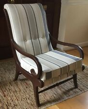 Parker Knoll Original Recently Reupholstered Armchair - Laura Ashley Material