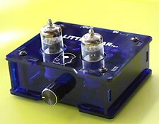 Little bear P5-1 BLUE tube valve puffer Preamp Preamplifier amplifier ver1.2. Be