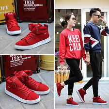 New Fashion Unisex Casual High Top Sport Sneakers Athletic Running Lovers Shoes