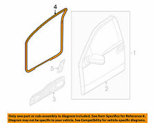 BRAND NEW OEM FRONT LH SIDE DOOR OPENING WEATHERSTRIP 2009-2014 FORD F-150
