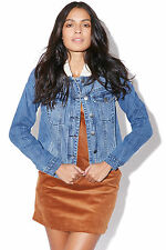 ALL ABOUT EVE Mary Lou Jacket Denim