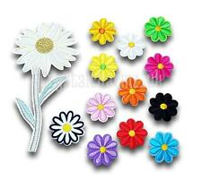 Daisy Flower Iron / Sew On Embroidered Patch Applique Motif *buy1get1 half price