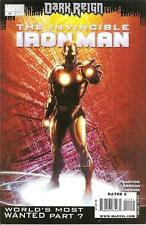 Invincible Iron Man #14 (Marvel Comics, 2009) Very Fine-