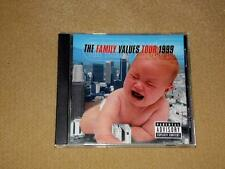 The Family Values Tour '99 PA by Various Artists (CD, May-2000, Flawless/Geffen)