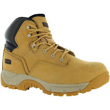 Magnum Mens Wheat Leather Precision Ultra Lite II WP CT W Work Boots