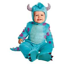 Monsters University Baby Sulley Costume  age 0-12 M
