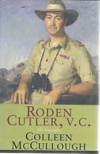 Roden Cutler- V. C. by McCullough Colleen - Book - Hard Cover