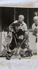 Jimmy Hofford Rochester Americans black and white photo