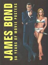 James Bond: 50 Years Of Movie Posters - Dk - Paperback - NEW - Book