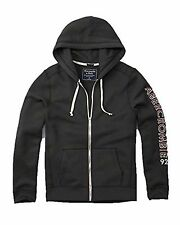 Nwt Abercrombie & Fitch By Hollister Men's Graphic Logo Hoodie 2016 UBLC New