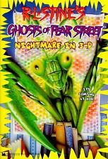 Book Nightmare in 3-D No. 4 by R. L. Stine (1996, Paperback)