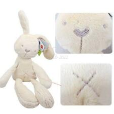 Soft Plush Stuffed Bunny Rabbit Toy Doll Pillow Baby Kids Gift Home Decoration