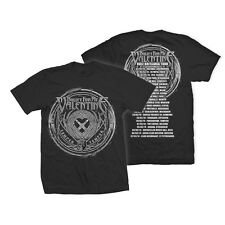"""BULLET FOR MY VALENTINE """"Rule Britannia Tour 2014"""" New Official Licensed T-Shirt"""