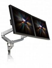 Mount-It! Dual Arm Full Motion Articulating Monitor Wall Mount. Best Price