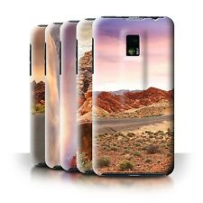 STUFF4 Back Case/Cover/Skin for LG Optimus 2X/P990/State of Nevada