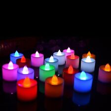 5 PCS LED Candle Flameless Flickering Tea Light Battery Wedding home Decoration