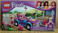 LEGO Friends Stephanie's Cool Convertible (3315) NEW SEALED BOX