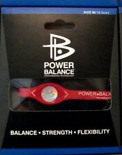 FREE SHIPPING! Power Band Magnetic Balance Bracelet Energy Performance RED