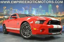 2014 Ford Mustang Shelby GT500 662HP 3,777 Miles SVT Track Pack