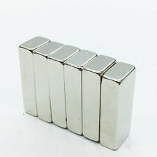 20/50/100Pcs Super Strong Square Rare Earth Neodymium Magnets N35 20mm x 8mmx5mm