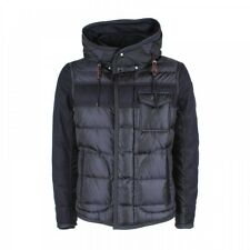 New Autumn/Winter 2016 Moncler Ryan Quilted Down Jacket - Navy