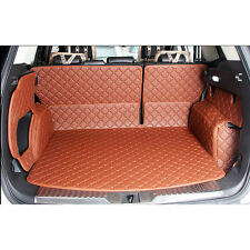 Fit For Ford Edge 2007-2013 FLY5D Car Trunk Mat Cargo Boot Liner Mats Waterproof