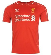 Warrior Home Home Jersey FC Liverpool 2014 2015 All Sizes Red New