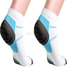 1Pair Foot Compression Sport Socks For Plantar Fasciitis Heel Spurs Arch Pain