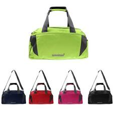 Unisex Portable Shoulder Tote Handbag Sports Travelling Duffle Bag Gym Luggage