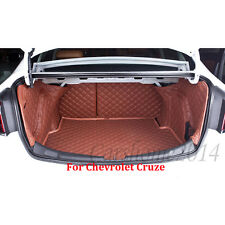 For Chevrolet Cruze 2009-2014 FLY5D Trunk & Cargo Mat Auto Car Liner Mats Carpet