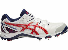 Asics Gel Gully 5 Mens Durable Cricket Shoe (D) (0123)