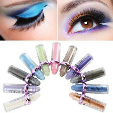 Women Makeup Glitter Roller Eyeshadow Eye Shadow Pigment Loose Powder Beauty