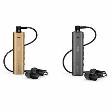 New Genuine SONY SBH54 Smart Stereo FM Bluetooth NFC Headset Black&Gold