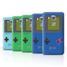 STUFF4 Back Case/Cover/Skin for Huawei Nova Plus/Video Gamer/Gameboy