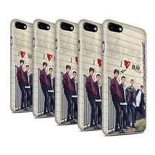The Vamps Gloss Snap Case/Cover for Apple iPhone 7 /The Vamps Secret Diary
