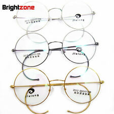 Round Glasses Eyeglass Frames Spectacles Prescription Optical Size 40mm to 50mm