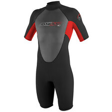 New ONEILL 2016 REACTOR SPRINGSUIT 2MM BLACK RED