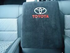 TRUCK CENTER ARMREST  CONSOLE COVER EMBROIDERED 2005 - 2014 FITS TOYOTA TACOMA
