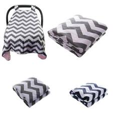 Car Seat Newborn Baby Cover Canopy Keeps Infant Warm in Winter Cool in Summer