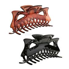 Hot Sale 14cm Large Jaw Hair Claw Clamp Grip Clip Women Girl Hair Accessory