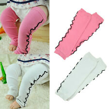 Fashion Baby Toddler Child Girl Pink White Floral Socks Tights Arm Leg Warmers