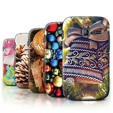 STUFF4 Back Case/Cover/Skin for Samsung Galaxy Y Duos/S6102/Christmas Photo