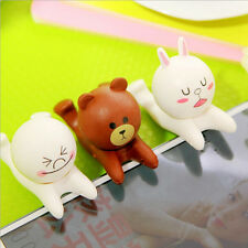 Universal Cute Cell Phone Cartoon Doll iPhone Cellphone Desk Stand Holder