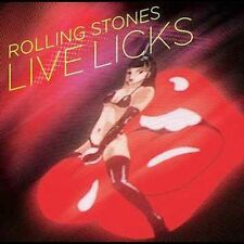 Live Licks [Edited] by The Rolling Stones LIKE NEW 2 CD SET, Nov-2004, 2 Discs