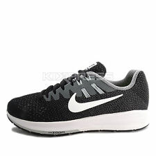 Nike WMNS Air Zoom Structure 20 [849577-003] Running Black/White-Cool Grey