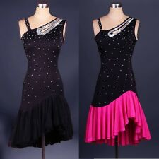 2016 NEW Latin Salsa Tango Cha cha Rumba Samba Ballroom Competition Dance Dress