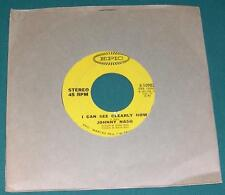 JOHNNY NASH - I Can See Clearly Now / How Good It Is  (45 RPM Single) VG+