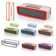 HOT Silicone Carry Case Bag For Bose SoundLink Mini Bluetooth Speaker Travel Box